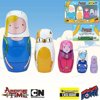 Fionna and Cake Nesting Dolls Set of 5 - Entertainment Earth Exclusive, 100% Toy By Adventure Time