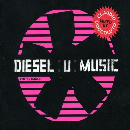 Diesel U Music, Vol. 1: Dance (CD) (Halloween Dance Music 2017)