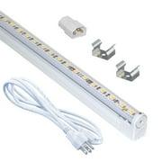 Jesco Lighting Sleek Plus LED Under Cabinet Bar Light Kit
