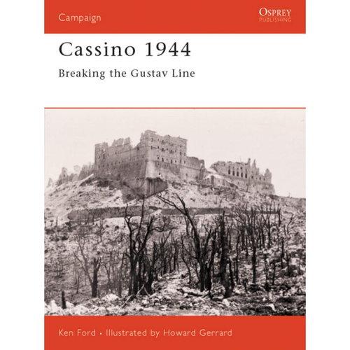 Cassino 1944: Breaking the Gustav Line