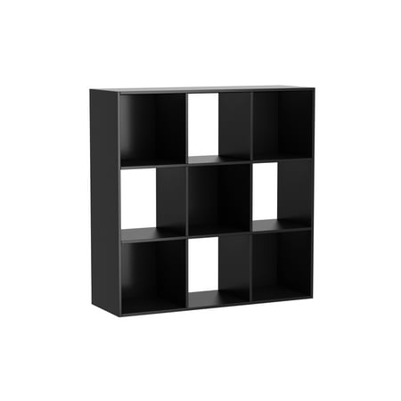 Wood Letter Cube - Mainstays 9 Cube Storage Organizer, Multiple Colors