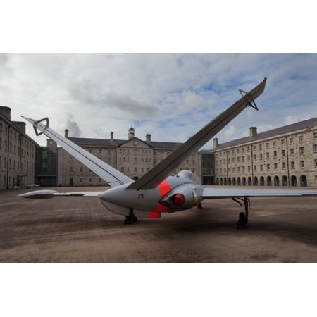 Irish Air Corps Fouga Cm170 Magister Training Aircraft Arbour Hill Dublin City Ireland Poster Print