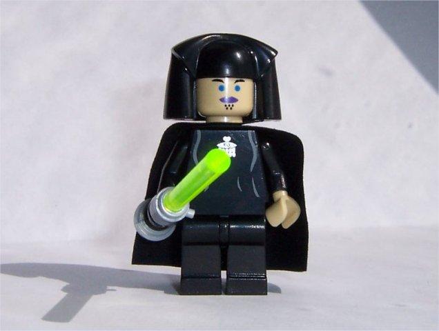 MiniFigure  Star Wars  Luminara Unduli