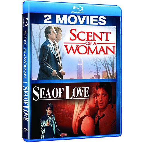 Scent Of A Woman / Sea Of Love (Blu-ray) (Widescreen)