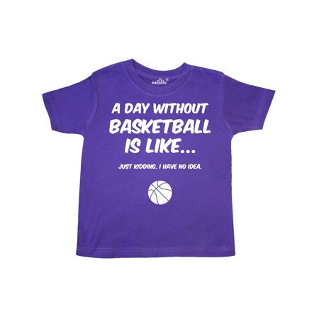 Day Without Basketball 2 Toddler T-Shirt