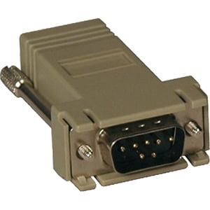 Tripp Lite B090 A9M Modular Serial Adapter (DB9 M to RJ45 F)