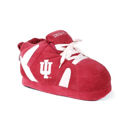 Image of Comfy Feet NCAA Sneaker Boot Slippers - Indiana Hoosiers