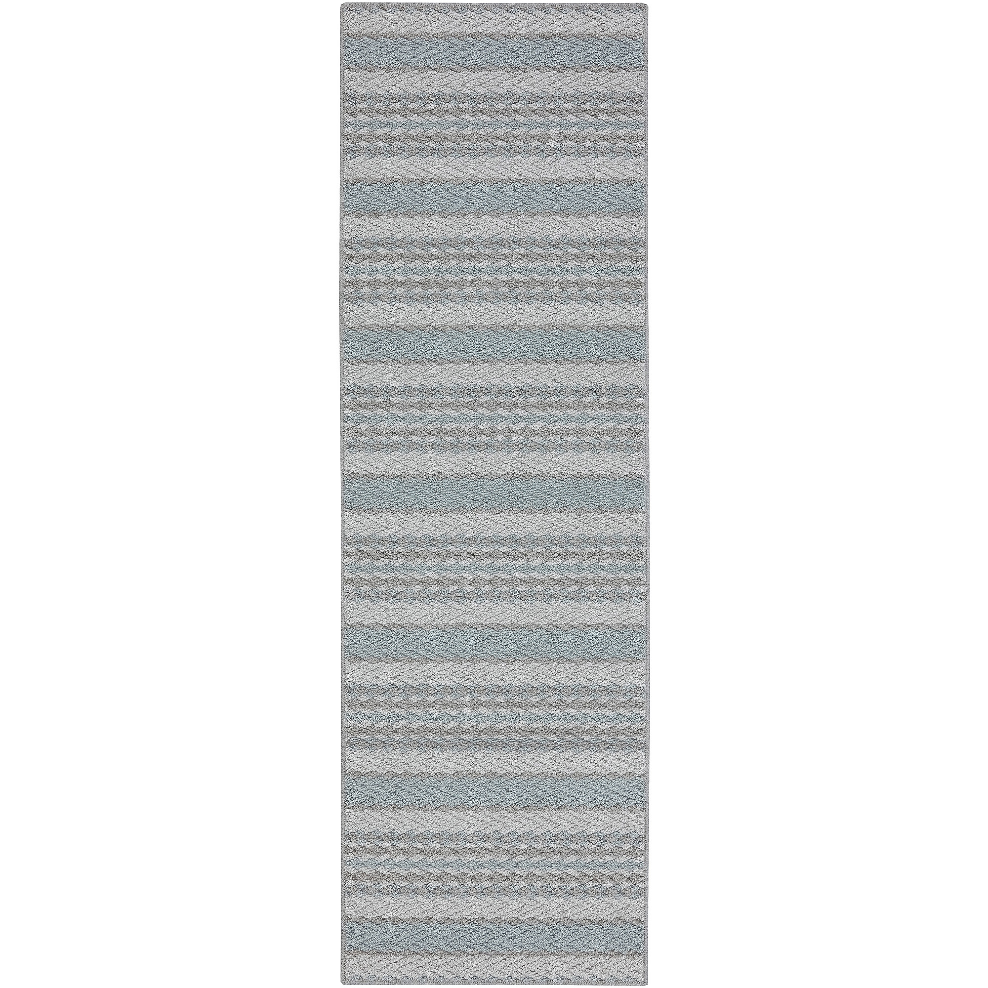 Mohawk Home Seton Runner Nylon Tufted Stripe Rug 1 9