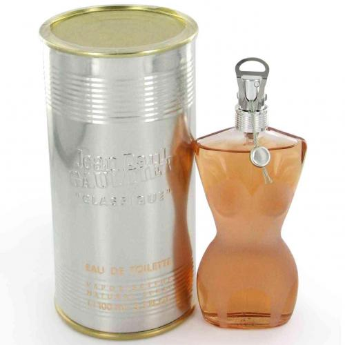 Jean Paul Gaultier 3.4 Edt Sp For Women