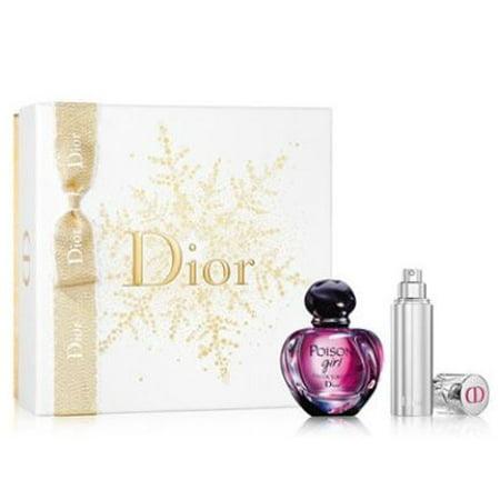 Christian Dior Poison Girl Perfume Gift Set for Women, 2Pc - Vanilla Girl