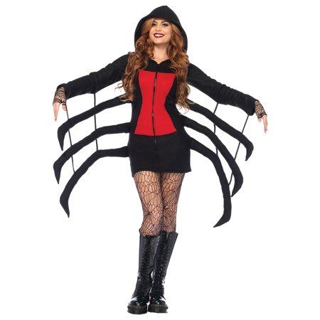 Morris Costumes Spider Black Widow Cozy Ad - Willow Costume