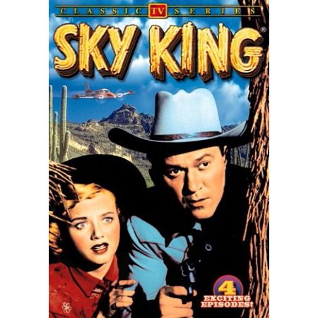 Sky King: Volume 1: TV Series (DVD) (Pie In The Sky Tv Series Episodes)