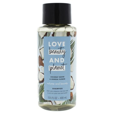 Coconut Water and Mimosa Flower Shampoo by Love Beauty and Planet for Unisex - 13.5 oz Shampoo - image 1 de 1