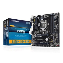 GIGABYTE B150 Micro ATX Motherboard (Gigabyte 775 Motherboard)