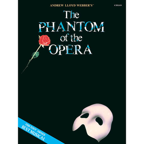 Andrew Lloyd Webber's The Phantom of the Opera: Cello by