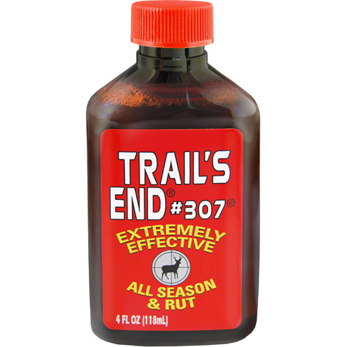 Wildlife Research Center Trail's End #307 All Season Deer Scent, 4 oz