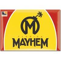 Florida Mayhem WinCraft 2'' x 3'' Magnet