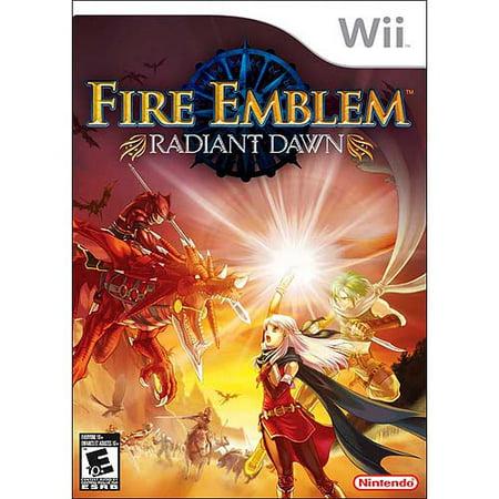 Fire Emblem Radiant Dawn - Wii - English (Fire Emblem Monshou No Nazo English Rom)