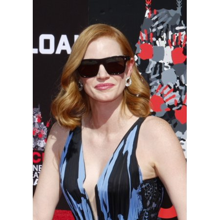 Jessica Chastain At A Public Appearance For Jessica Chastain Handprint & Footprint Ceremony Tcl Chinese 6 Theatres Los Angeles Ca November 3 2016 Photo By Elizabeth GoodenoughEverett Collection Celebr - Halloween Handprint Footprint Crafts