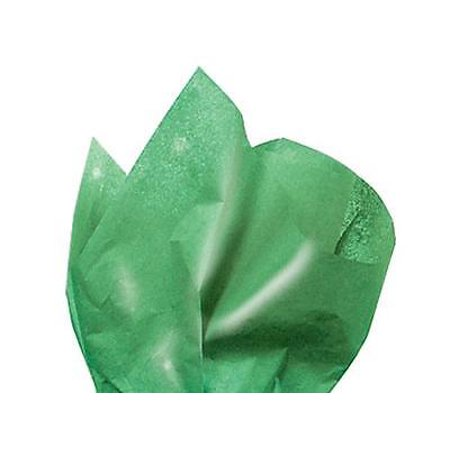 1 Unit Green Waxed Florist Tissue Paper Ream 18