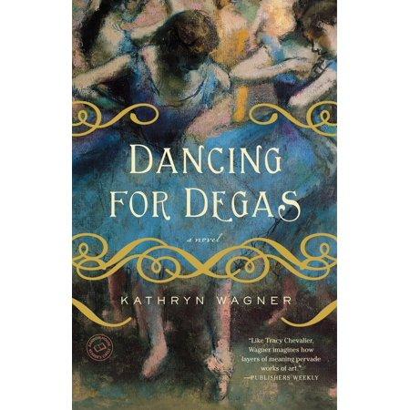 Degas After The Bath (Dancing for Degas : A Novel)