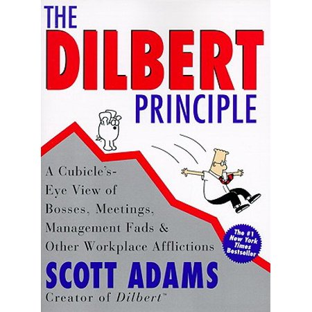 The Dilbert Principle - Audiobook - Dilbert Halloween Comic