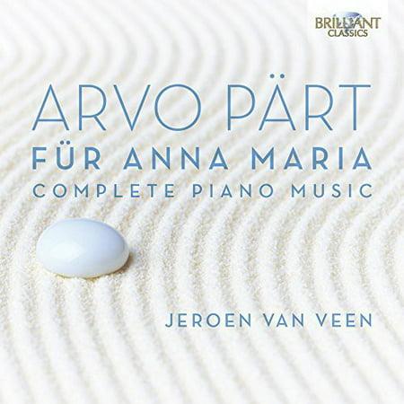 Jeroen van Veen - Fur Anna Maria (CD) - image 1 de 1