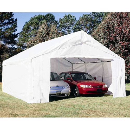 King Canopy's 18' x 20' Sidewall Kit, White
