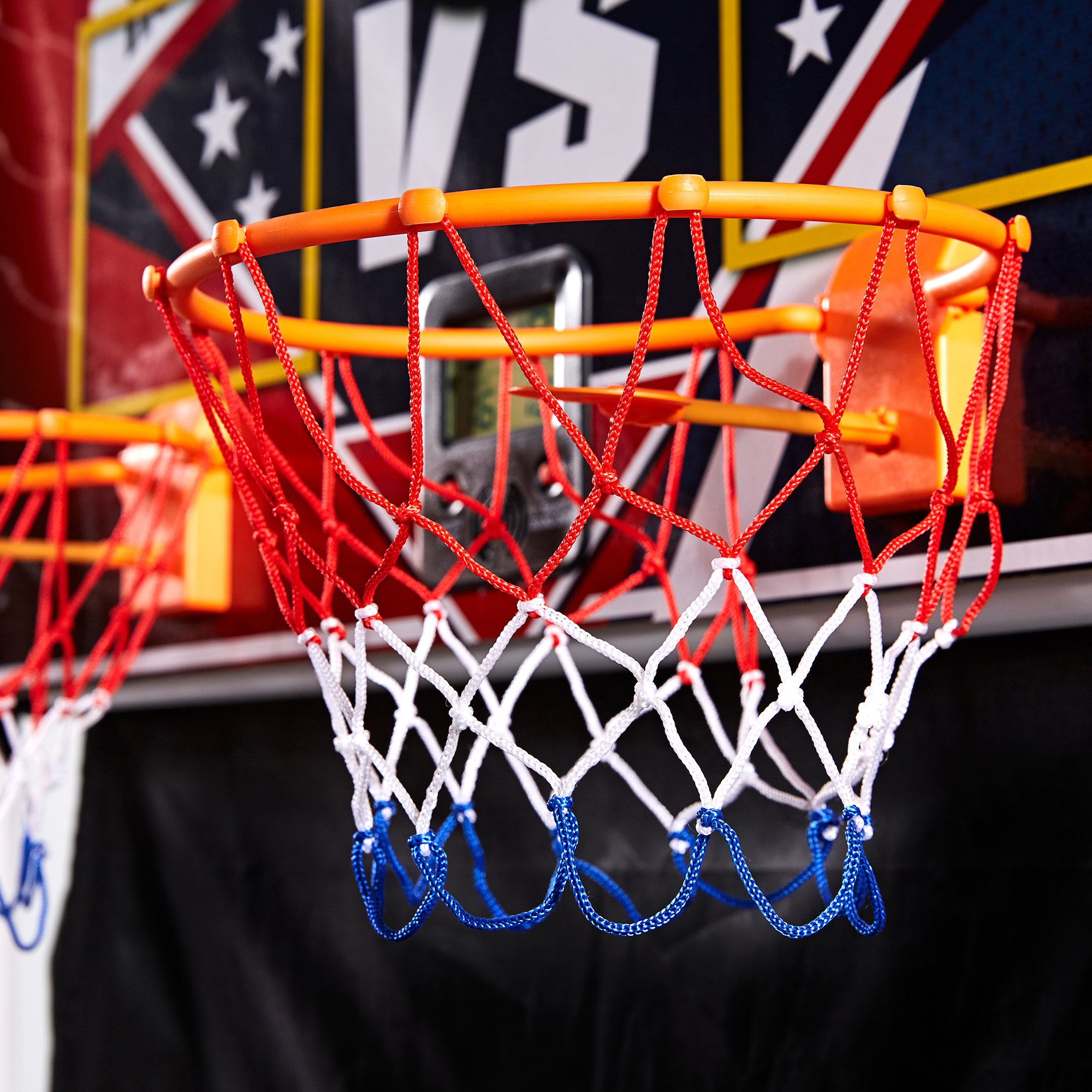 Lancaster 2 Player Junior Indoor Arcade Basketball Dual Hoop Shooting Game Set  - image 4 of 6