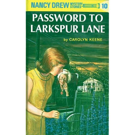 Larkspur Collection (Nancy Drew 10: Password to Larkspur Lane )