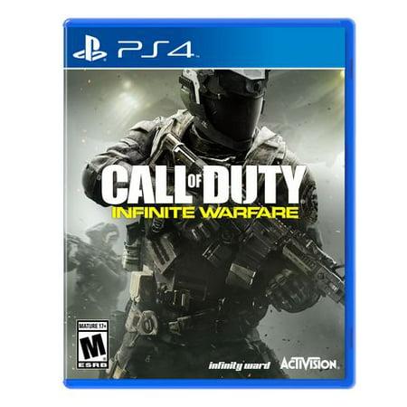 Activision P4 Call of Duty: Infinite Warfare