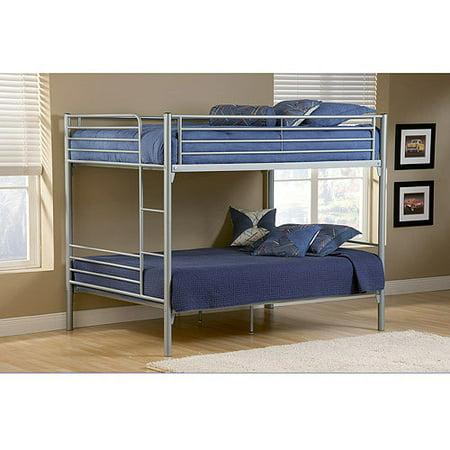 Universal Full Over Full Bunk Bed Walmart Com Walmart Com