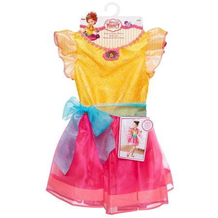 Disney Junior Fancy Nancy Dress [Hanger] - Disney Character Fancy Dress Adults