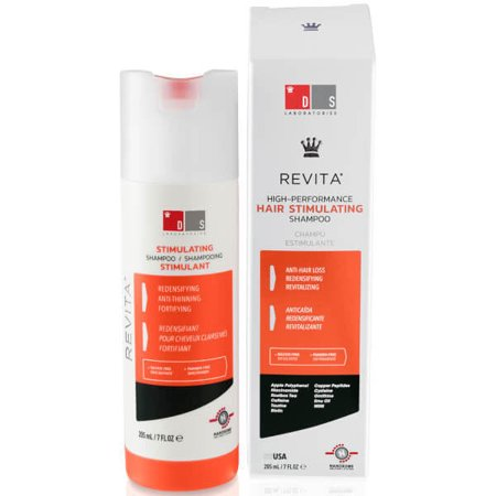 DS Laboratories Revita High Performance Stimulating Shampoo - Hair Growth Formula -