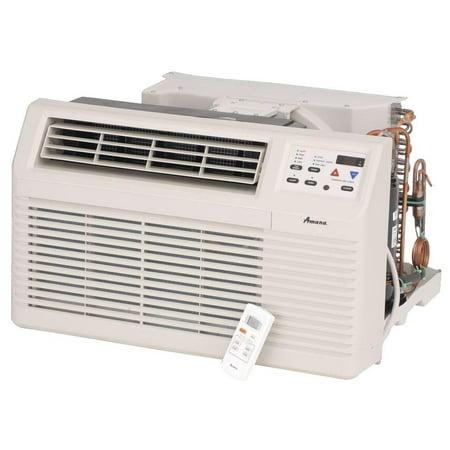 Amana 9,200 BTU Mini PTAC Air Conditioner with 3.5 KW Heat