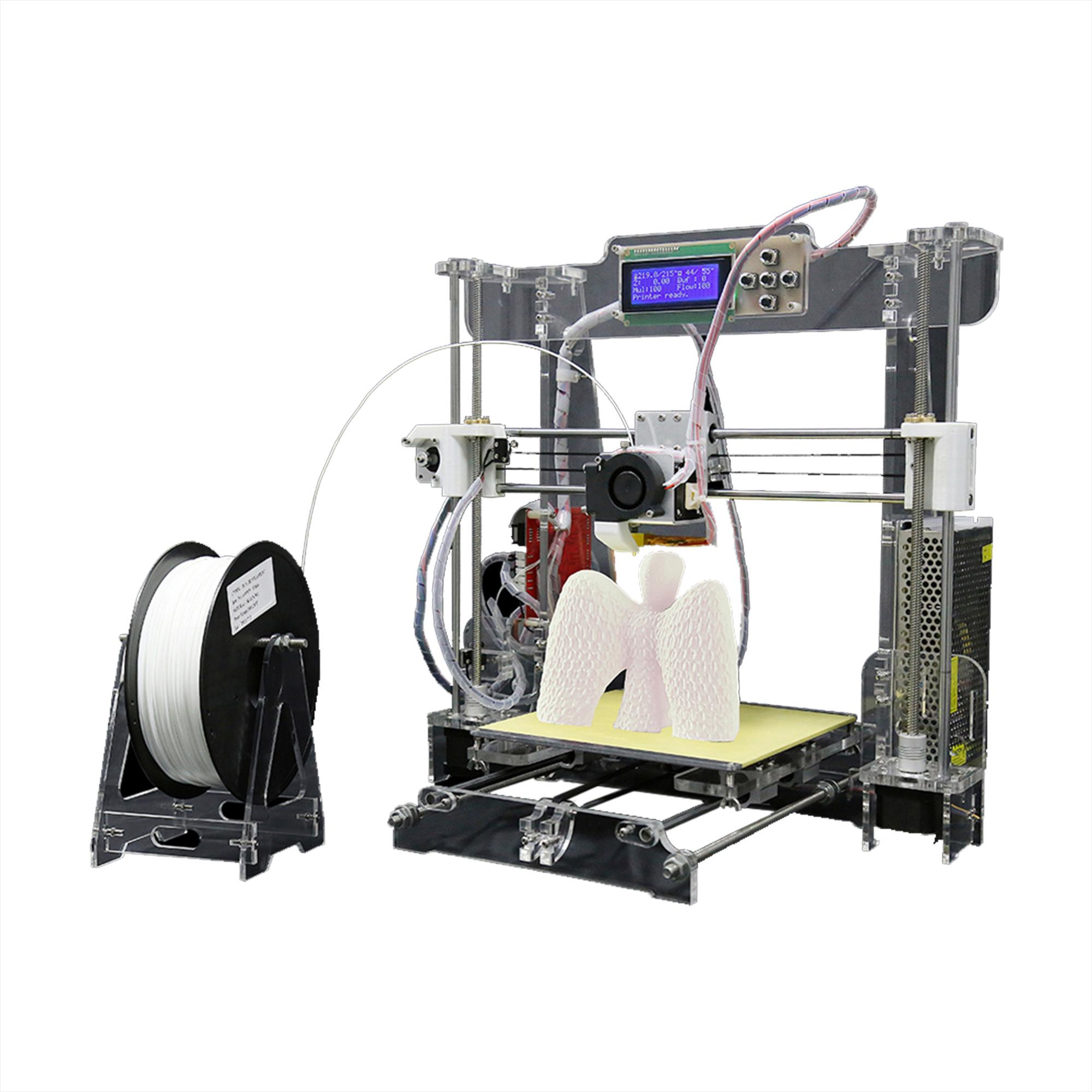 3D Printer Desktop + 1 PLA Filament for Windows and Mac B...