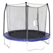 Skywalker Trampolines 8' Trampoline with Safety Enclosure, Blue