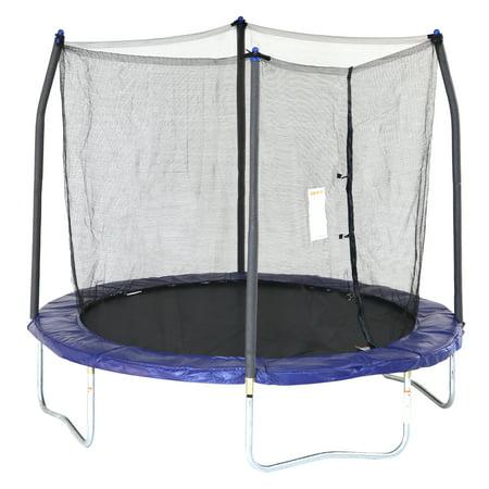 Skywalker Trampolines 8-Foot Trampoline with Safety Enclosure