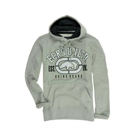 Ecko Unltd. Mens Rhino Arch Popover Hoodie Sweatshirt