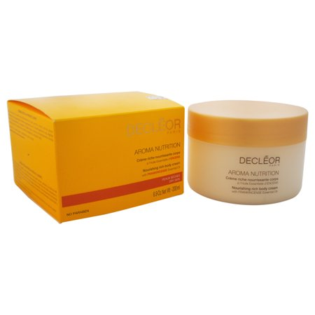 - Aroma Nutrition Nourishing Rich Body Cream by Decleor for Unisex - 6.9 oz Cream