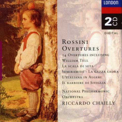 Rossini: 14 Overtures (2CD)