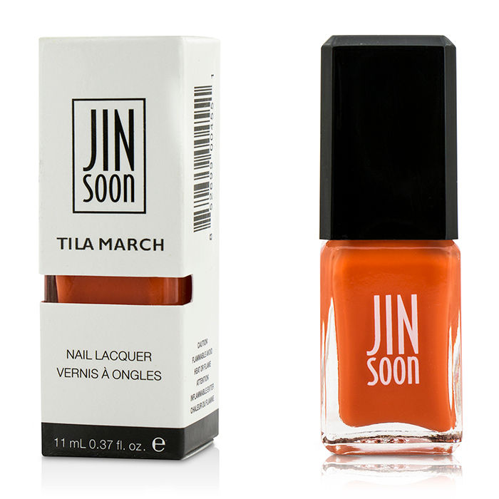 JINsoon - Nail Lacuqer (Tila March Collection) #Enflammee - 11ml/0.37oz