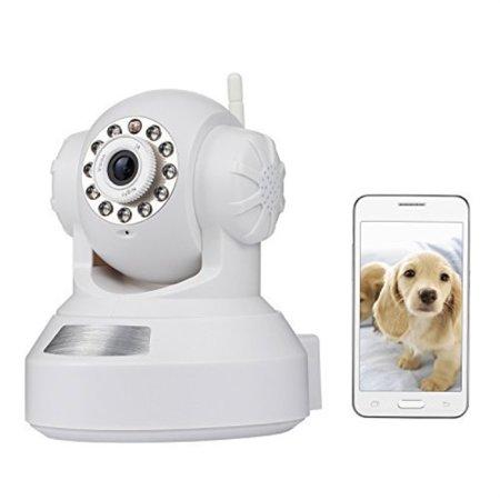 Ip Camera Nexgadget 720p Wireless Security Home Surveillance Pan Tilt With Two