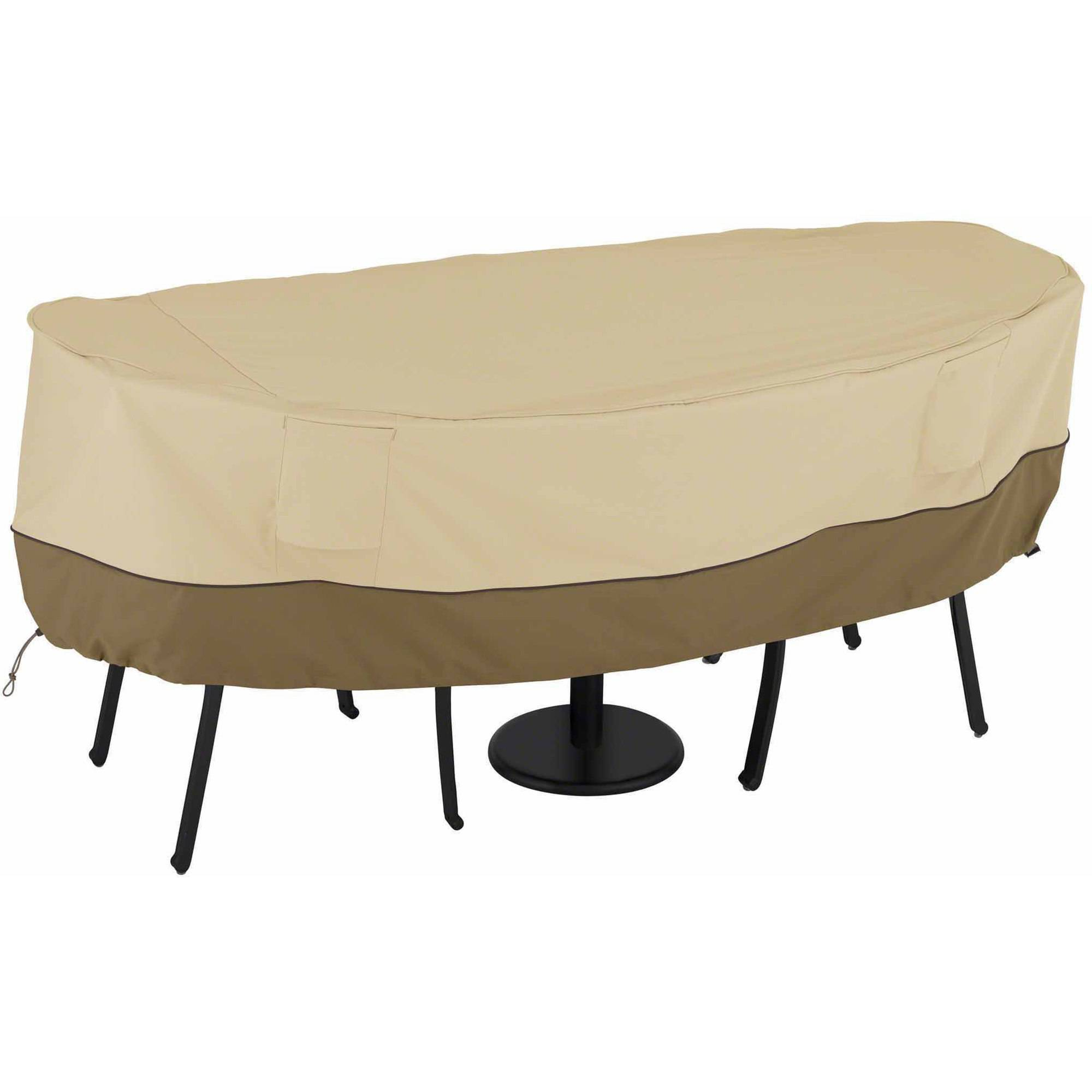 Classic Accessories Veranda Patio Bistro Table and Chair Furniture Storage Cover, Small,... by Classic Accessories