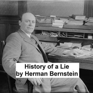 The History of a Lie, a Study - eBook