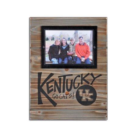 University of Kentucky Wood Plank (Kentucky Wood Frame)