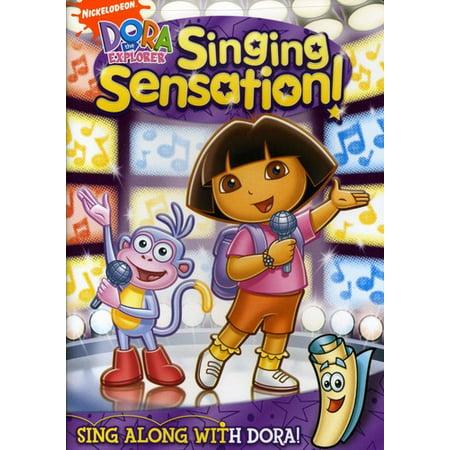 Dora The Explorer: Singing Sensation! (DVD)](Dora Halloween Full Movie)