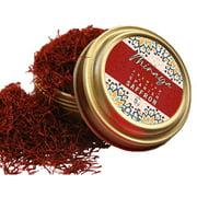 Minaya Spanish Saffron (5 grams) - All Red Premium Saffron - Grade A