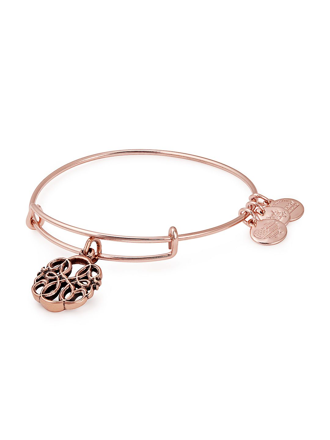 Holiday Path of Life Charm Bangle Bracelet