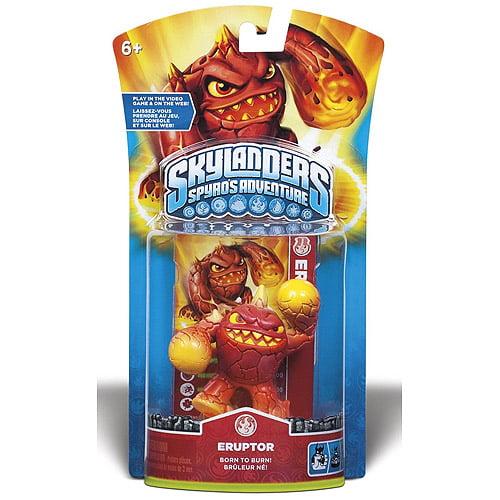 Skylanders Character Pack II - Eruptor (Series 1) (Universal)